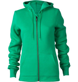 Surly Surly Women's Merino Wool Hoodie: Green XS