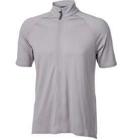 Surly Surly Merino Wool Lightweight Jersey: Gray~ SM