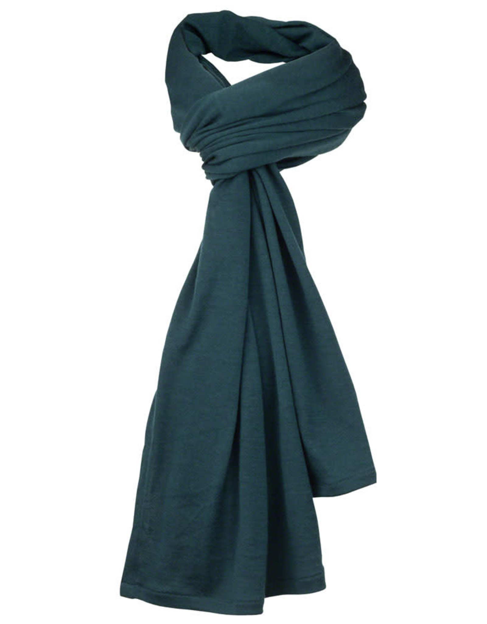 Surly Surly Merino Wool Scarf - Turquoise One Size