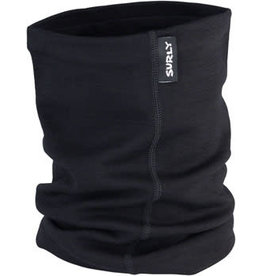 Surly Surly Merino Neck Gaiter: Black One Size