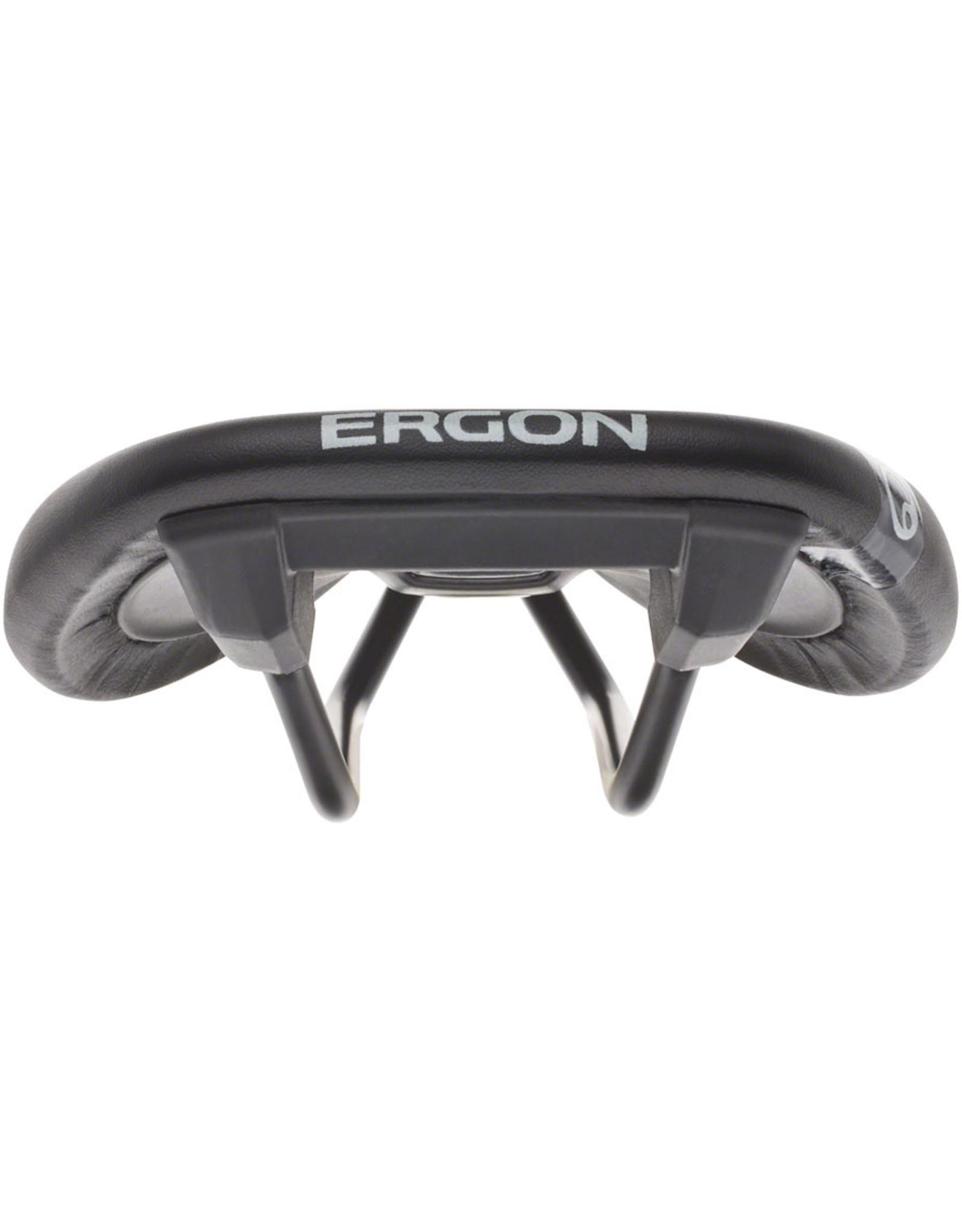 Ergon Ergon SM Sport Men's Saddle: Medium/Large, Black