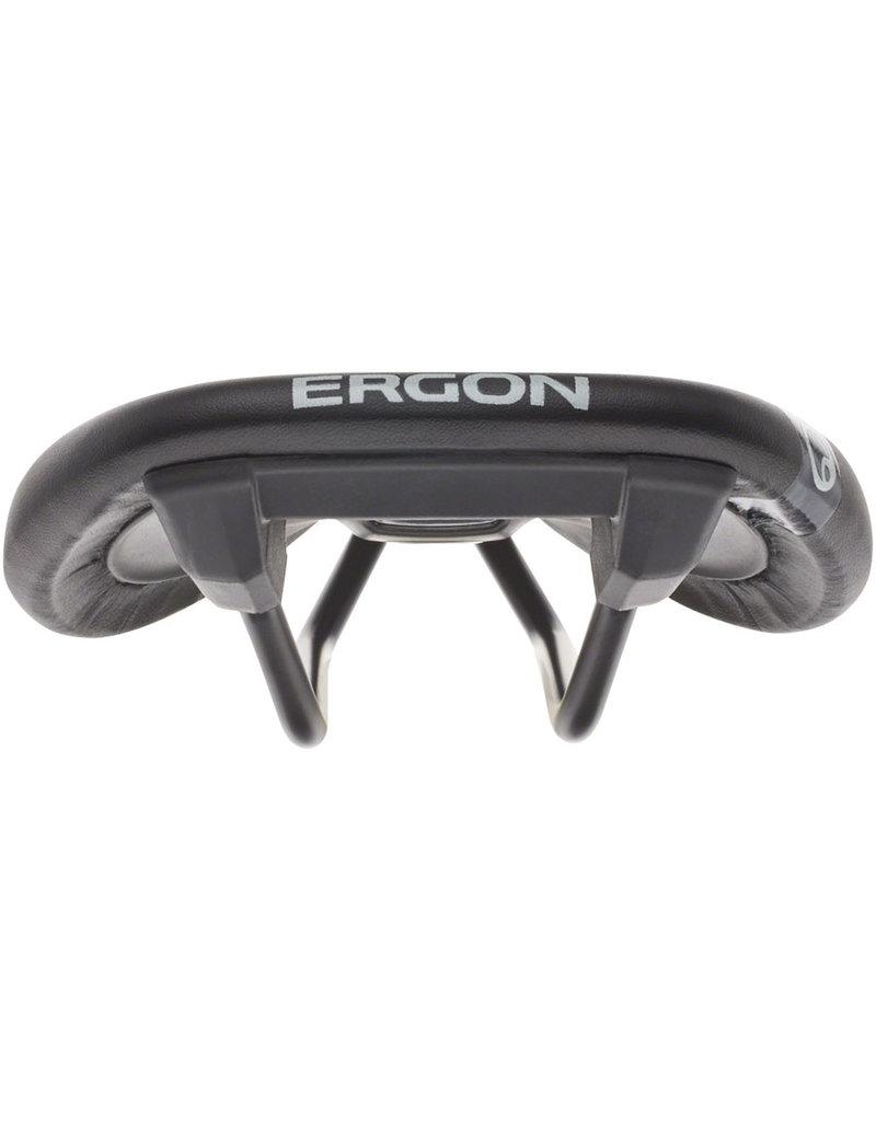 Ergon SM Sport Men's Saddle: Small/Medum, Black
