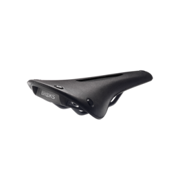 Brooks Brooks C15 Carved All Weather Cambium Saddle: Black