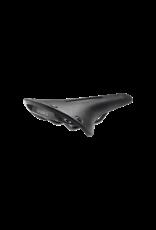 Brooks C17 Carved All Weather Saddle: Black
