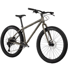 Surly Surly Karate Monkey Bike - 27.5, Steel, Wet Clay