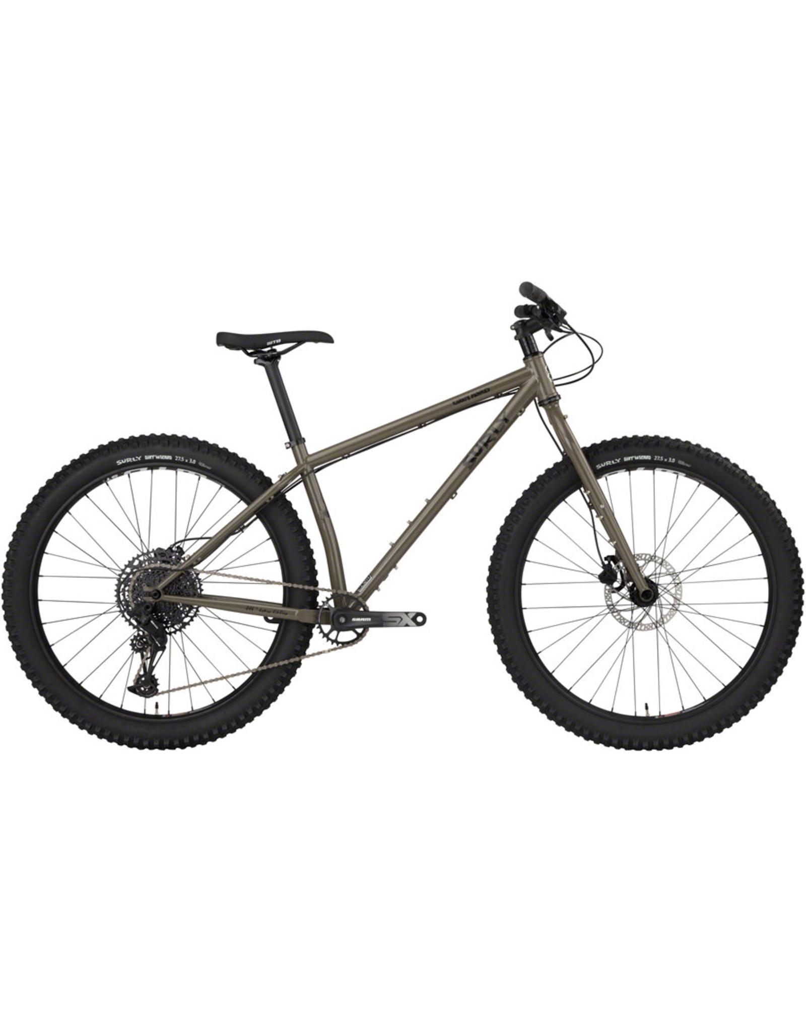Surly Surly Karate Monkey Bike - 27.5, Steel, Wet Clay