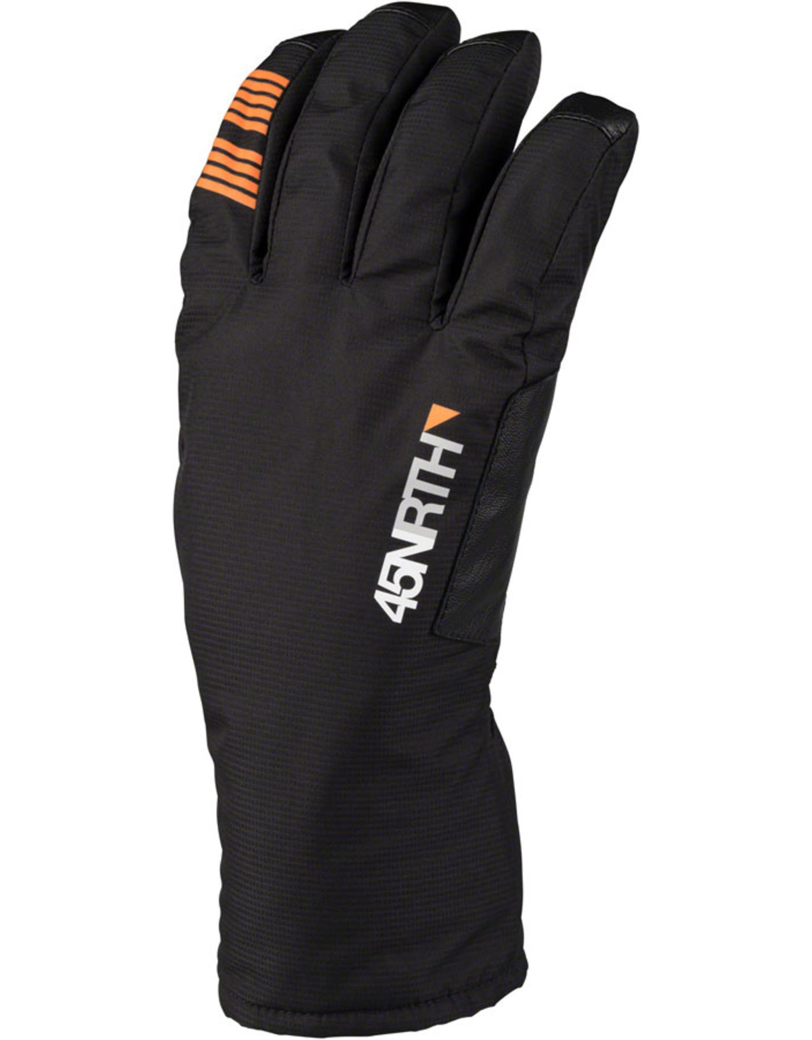 45NRTH 45NRTH Sturmfist 5 Finger Glove: Black LG (9)