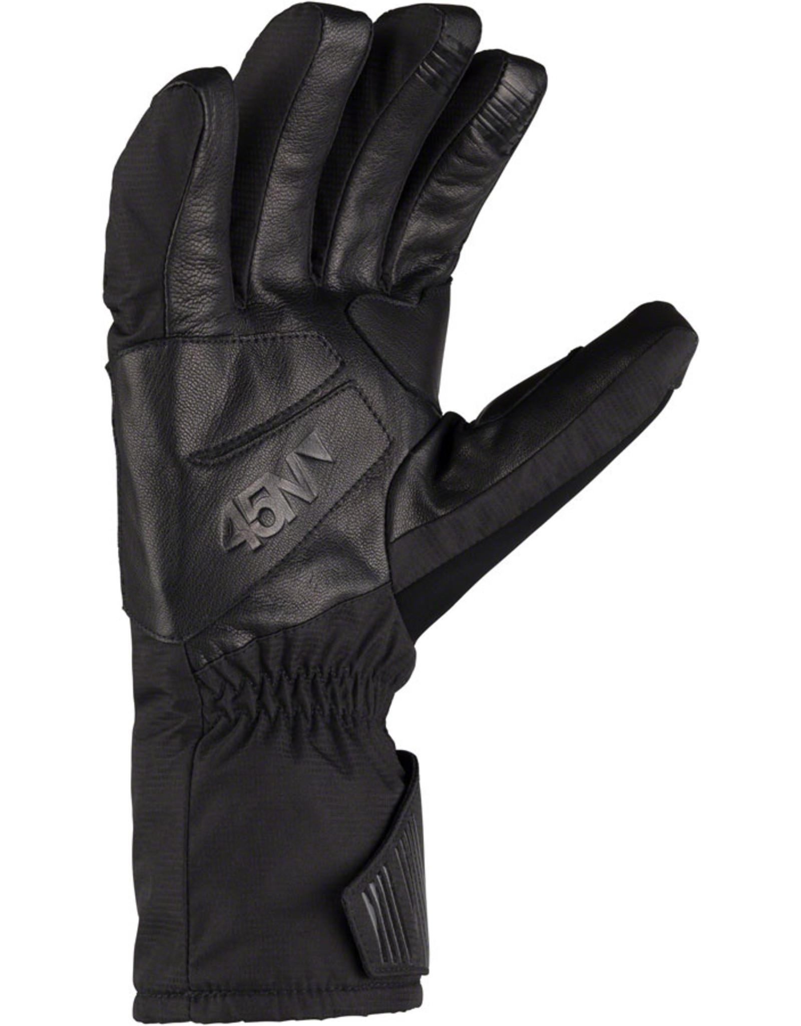 45NRTH 45NRTH Sturmfist 5 Finger Glove: Black XL (10)