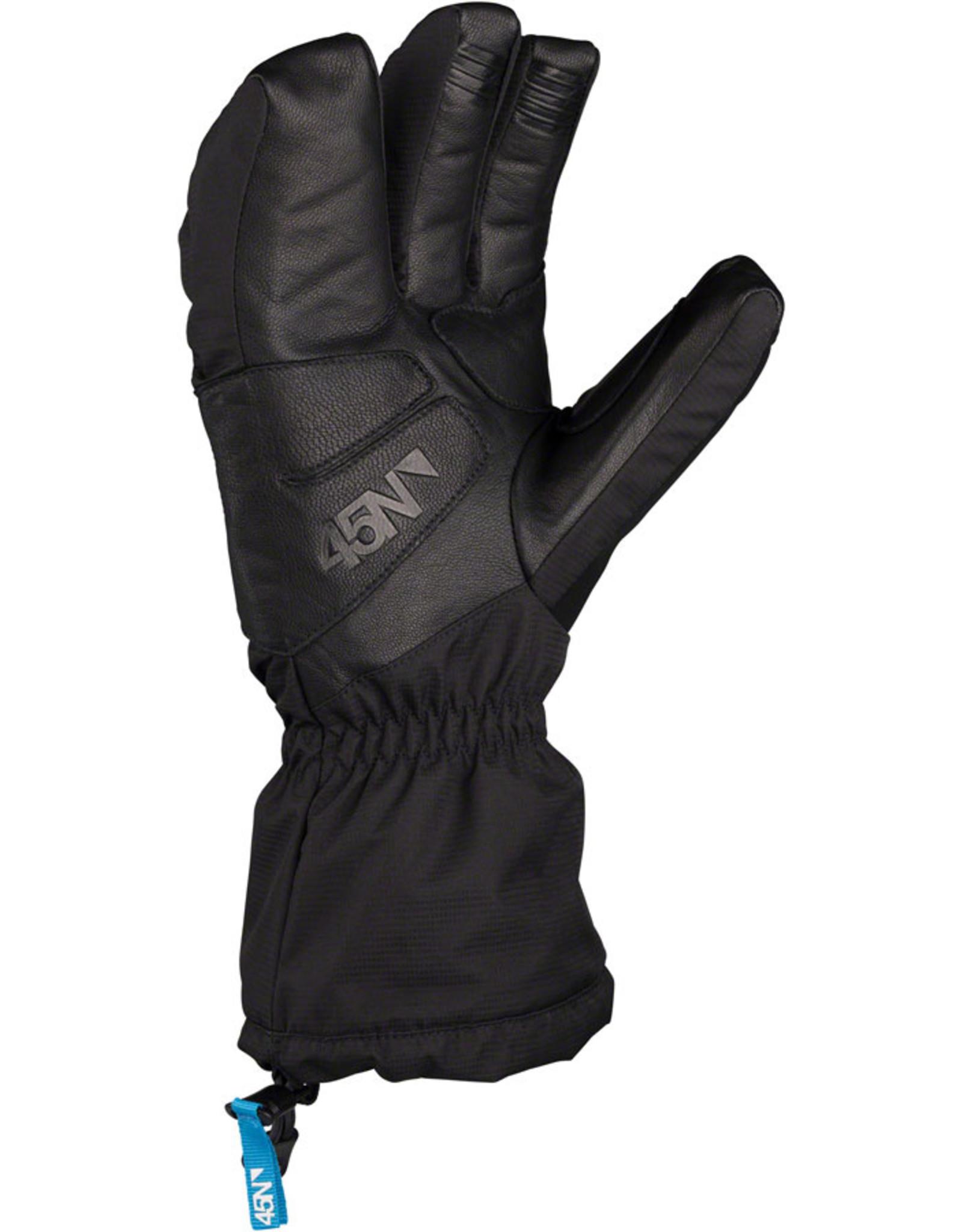 45NRTH 45NRTH Sturmfist 4 Finger Glove: Black LG (9)
