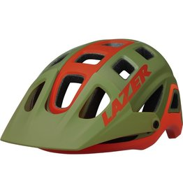 LAZER HELMET IMPALA MIPS  MD KHAKI ORANGE