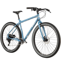 "Surly Surly Ogre Bike - 29"" Steel Cold Slate Blue"