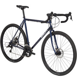 Surly Straggler 700c Steel Bike Blueberry Muffintop 58cm