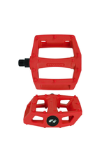Fyxation Gates PC Pedals Red