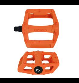Fyxation Gates PC Pedals Orange