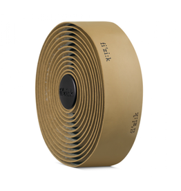 Fizik Fizik Terra Microtex Bondcush Gel Backer Tacky Handlebar Tape- BROWN - 3mm