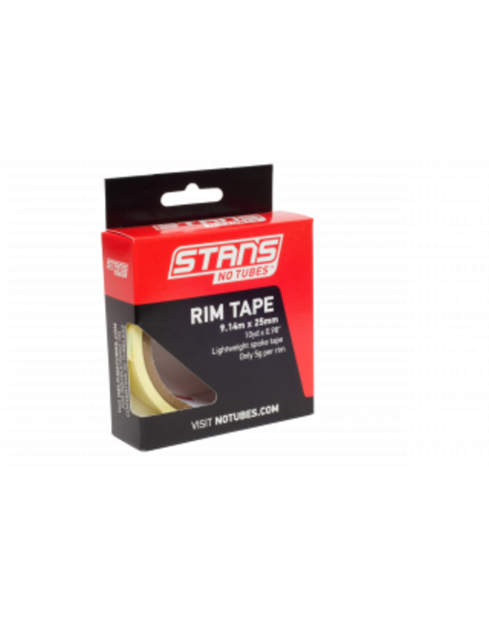 Stan's NoTubes Yellow Rim Tape 10 Yards x 25mm Wide