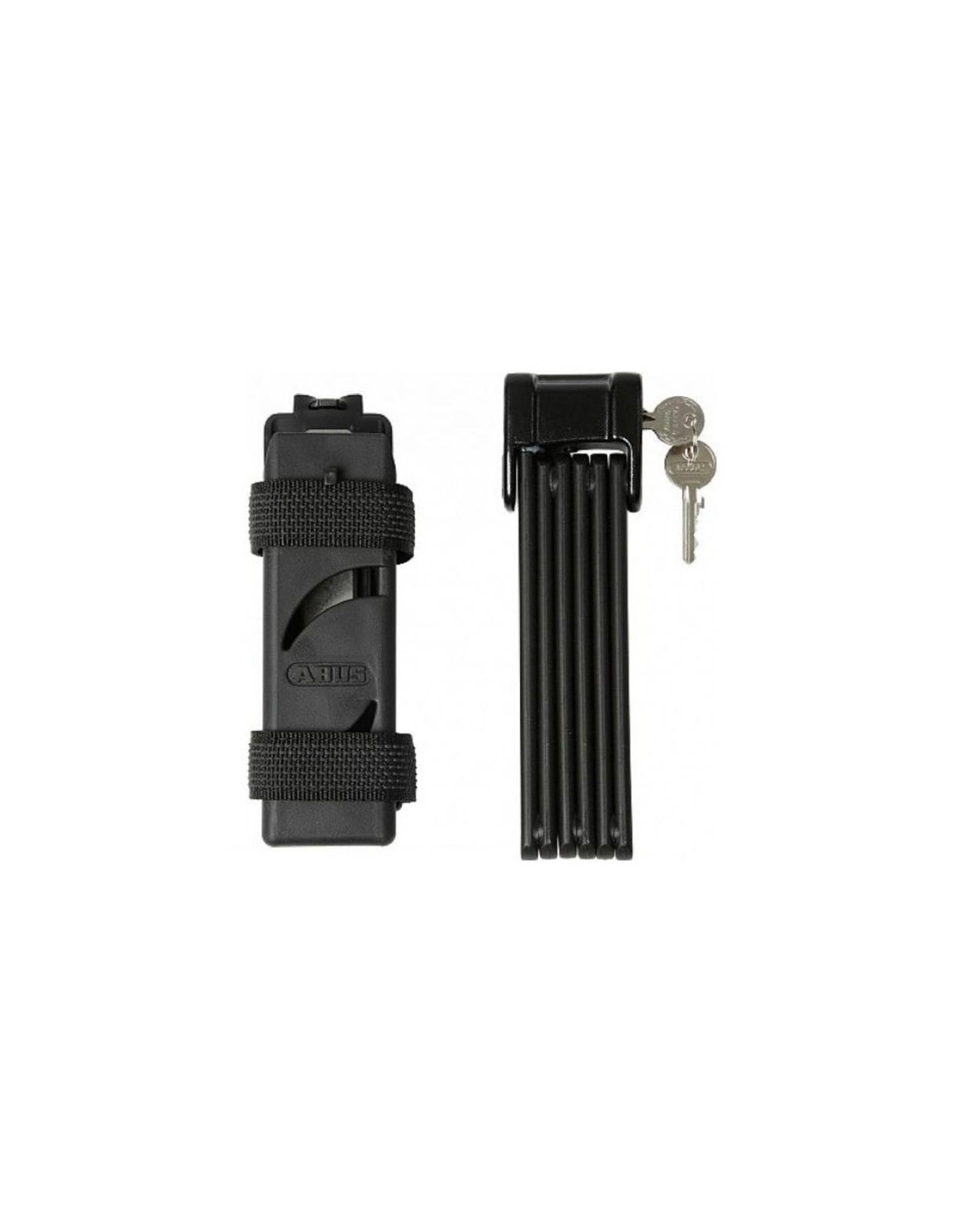ABUS Bordo Classic 5900 Lock: 75/5mm, Black