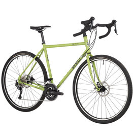 Surly Surly Disc Trucker Bike - 700c, Steel, Pea Lime Soup