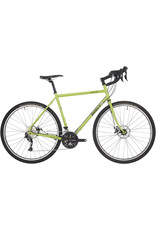 Surly Surly Disc Trucker Bike - 700c, Steel, Pea Lime Soup