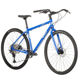 Surly Surly Bridge Club 700c Bike - Steel, Loo Azul