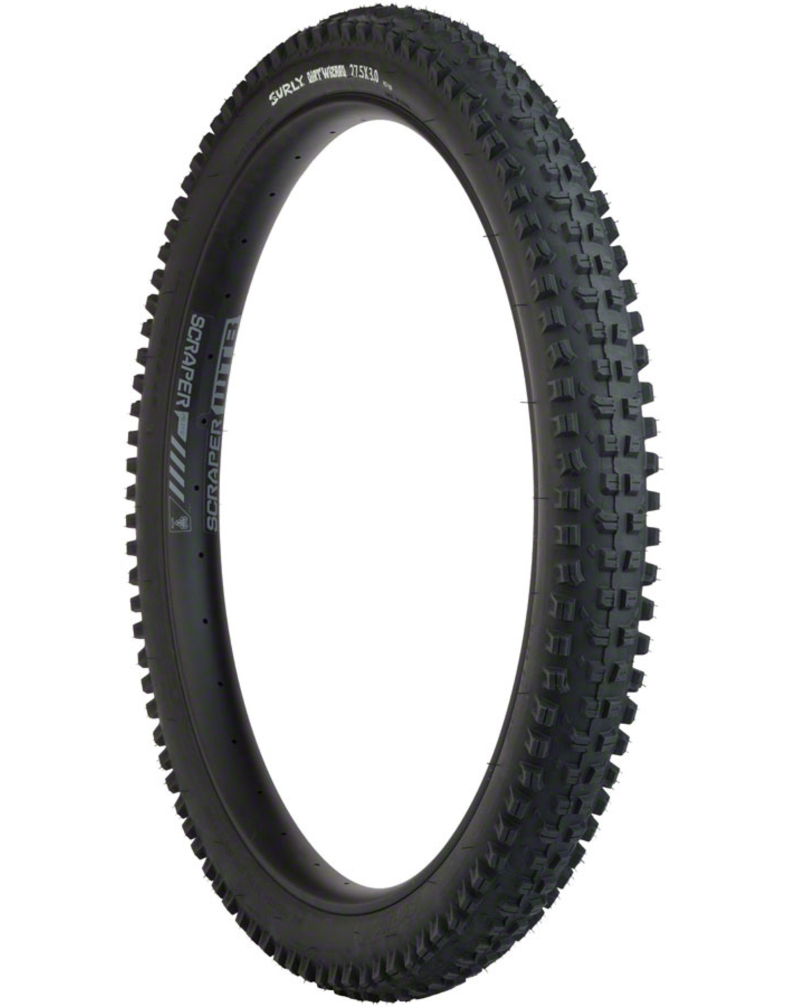 Surly Surly Dirt Wizard Tire - Tubeless, Folding, 60tpi