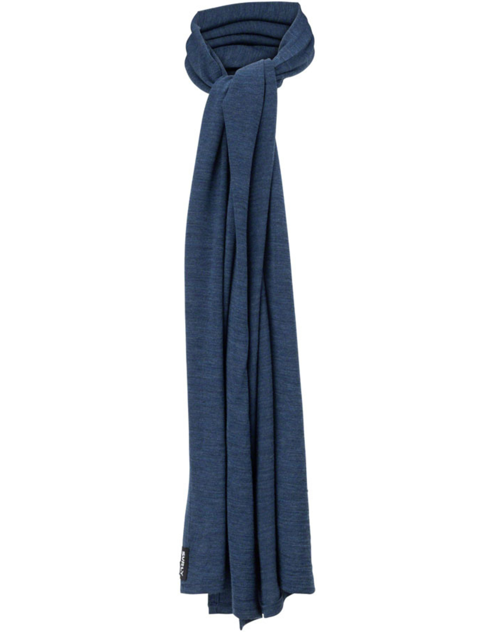 Surly Surly Merino Scarf - Blue One Size