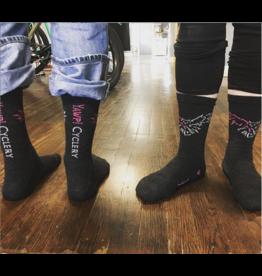 Yawp! Sock Merino Wool Gray 2021 by Defeet