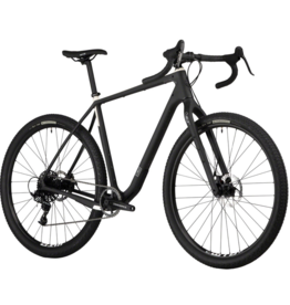 "Salsa Salsa Cutthroat Carbon Apex 1 Bike - 29"", Carbon, Raw, 54cm"