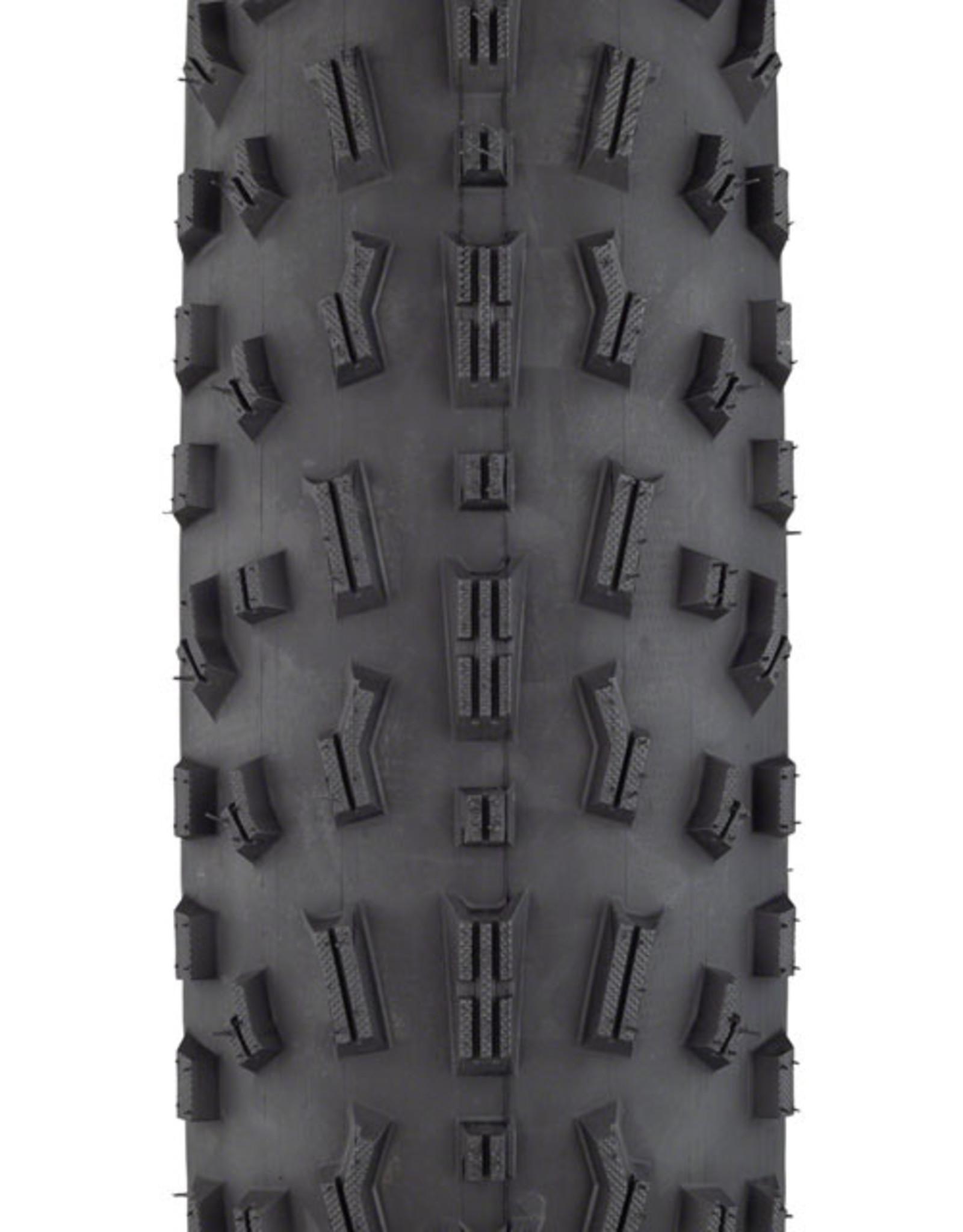 Surly Surly Bud Tire - 26 x 4.8, Tubeless, Folding, Black, 120tpi