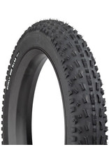 Surly Surly Bud Tire - 26 x 4.8, Tubeless, Folding, Black, 120tpi