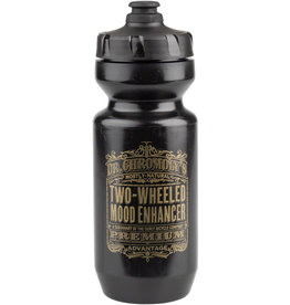 Surly Surly Dr. Chromoly's Elixir Purist Water Bottle - Black