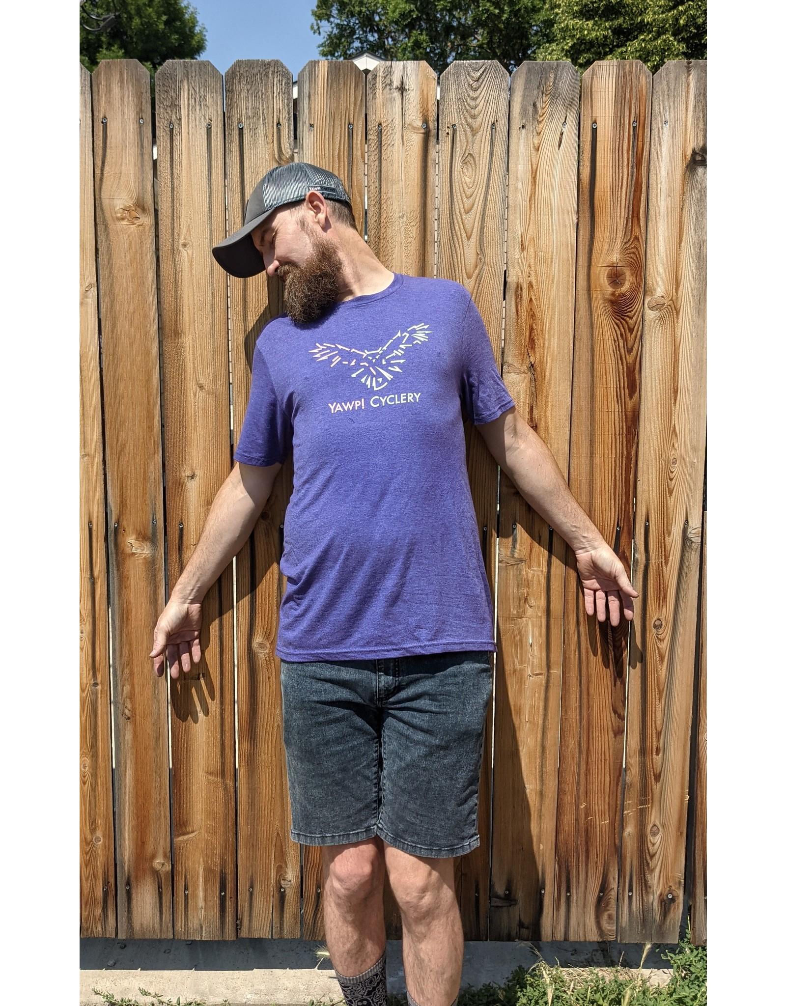 Yawp! Cyclery T-Shirt Tri-Blend - Unisex