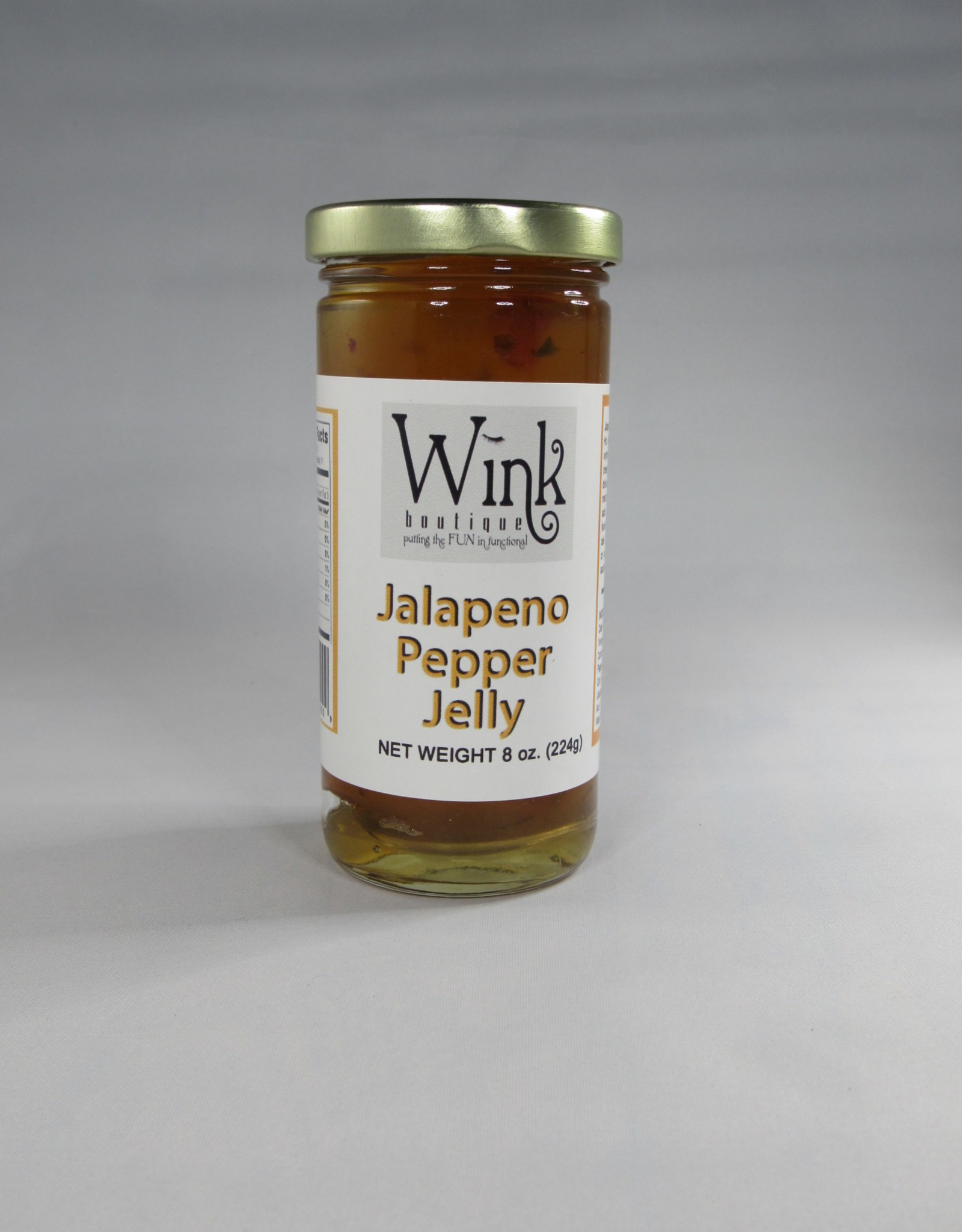 Wink Jalapeno Pepper Jelly