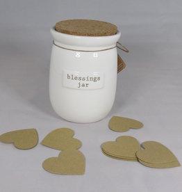 Mud Pie Blessings Jar