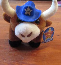 Wink Buckaroo Bandit Plush Longhorn