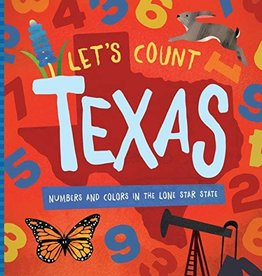 Wink Let's Count Texas Book