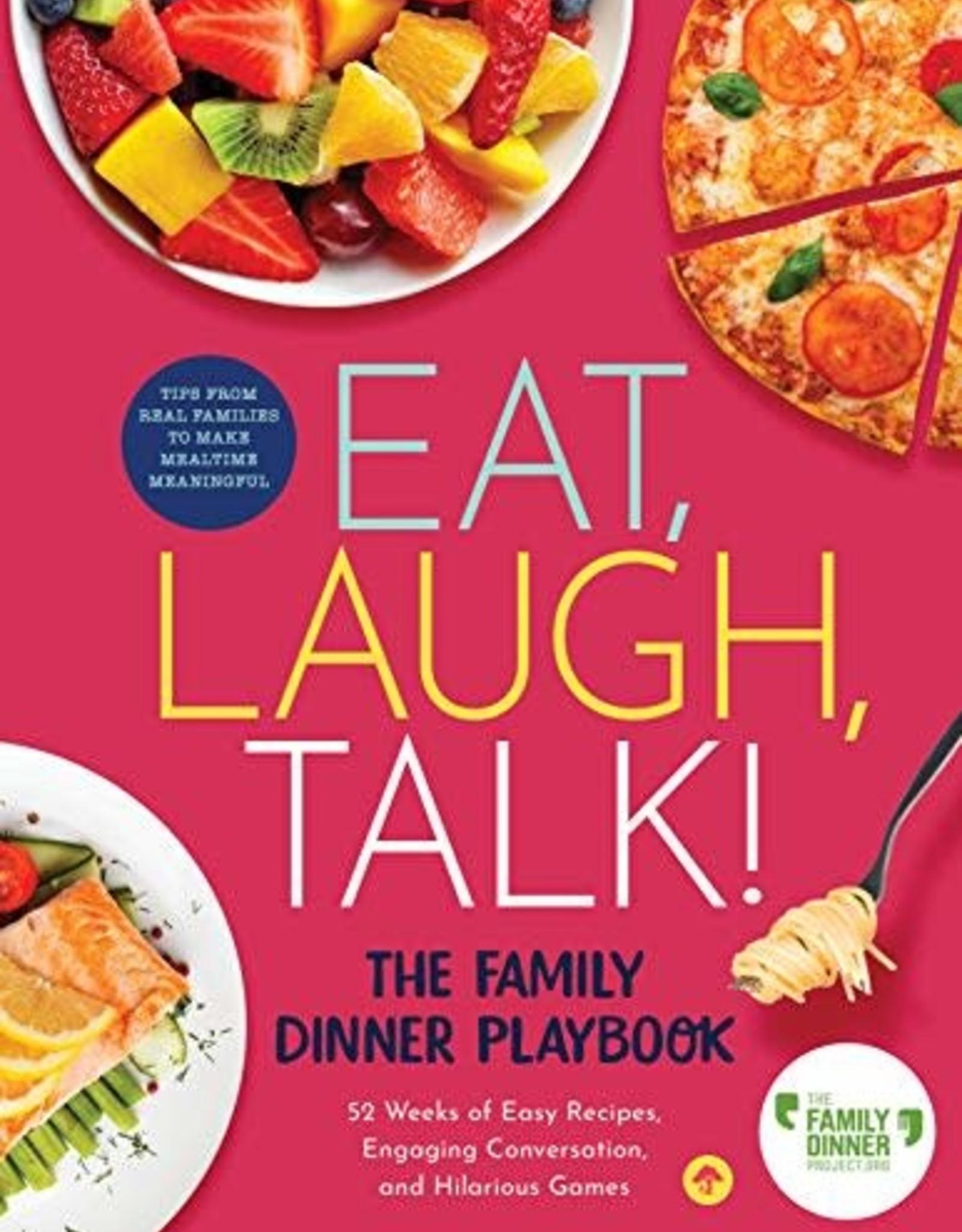 Wink Eat Laugh Talk Cookbook