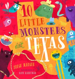 Wink 10 Little Monsters Visit Texas