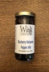Wink Blueberry Habanero Pepper Jelly