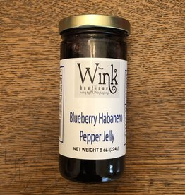 Wink Blueberry Habanero Pepper Jelly