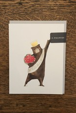 E Frances Paper Mama Bear Card