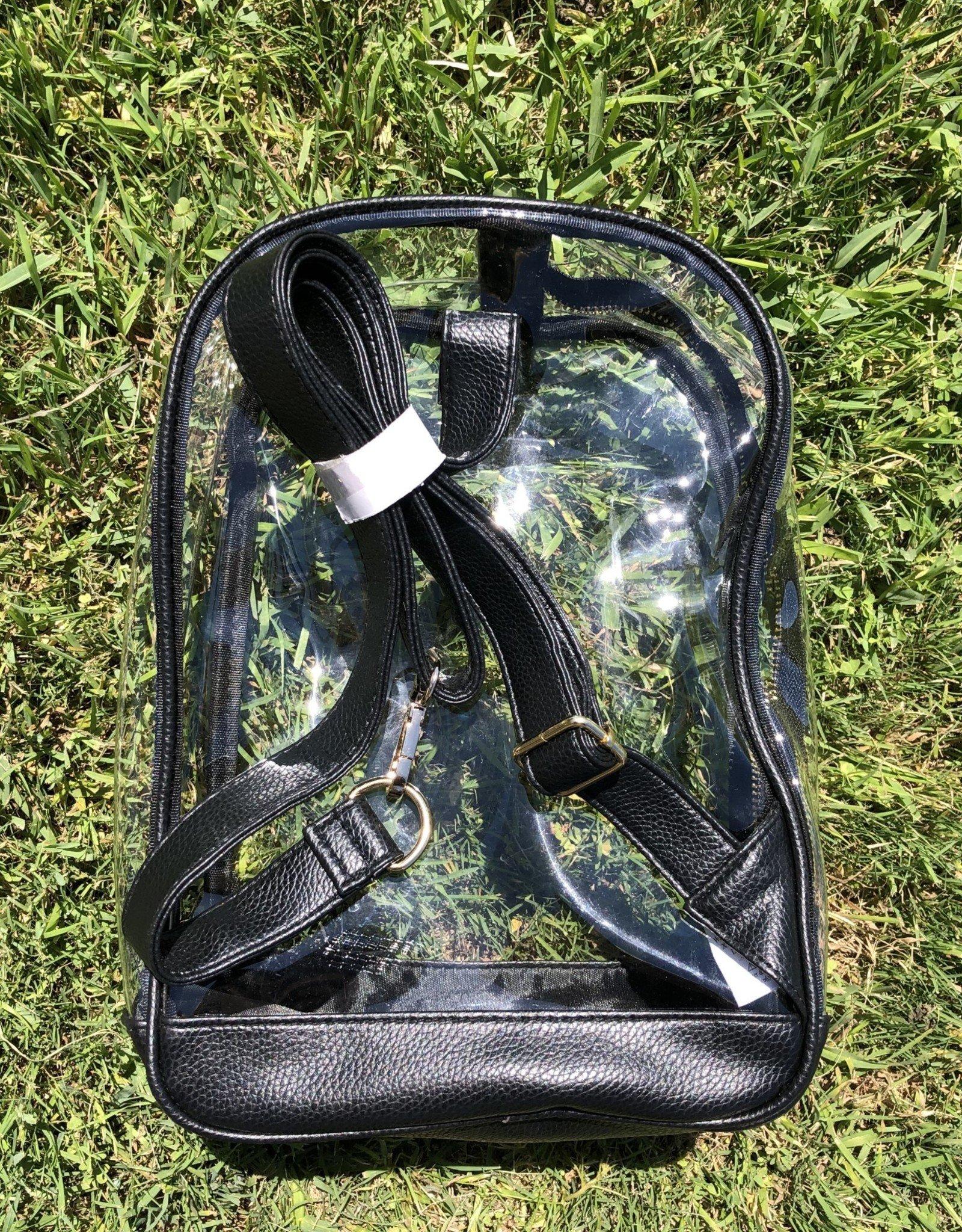 Wink Ult Clear Slingback Bag