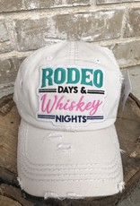 Wink Vintage Ball Cap-Rodeo Whiskey