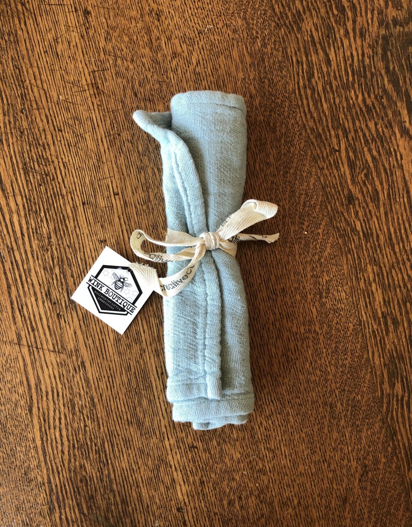 Wink Cotton Burp Cloth