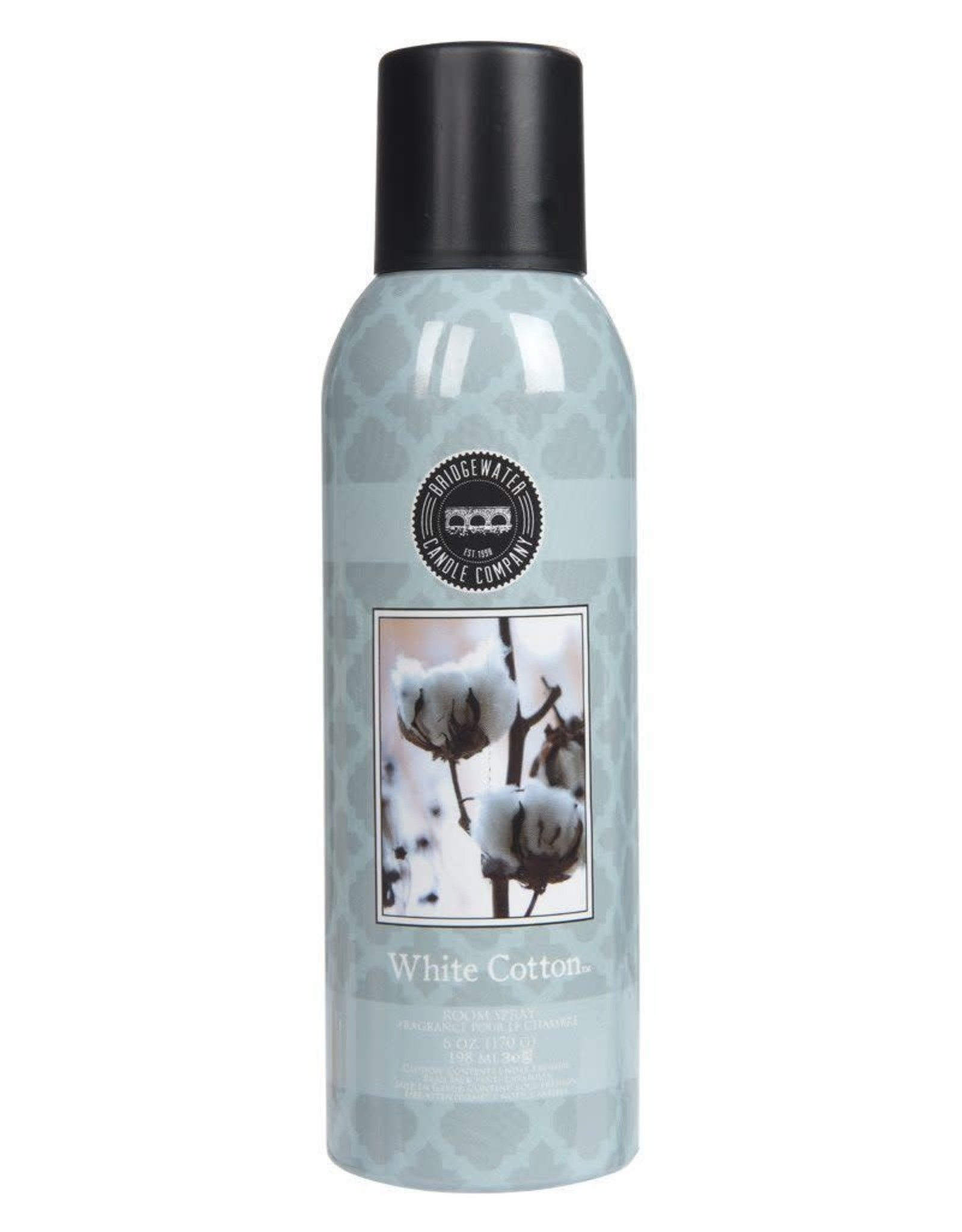 Bridgewater White Cotton Room Spray