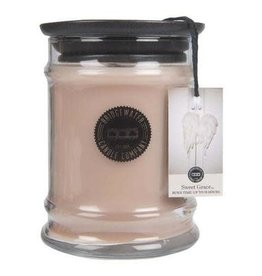 Bridgewater 8 oz. Sweet Grace Jar Candle