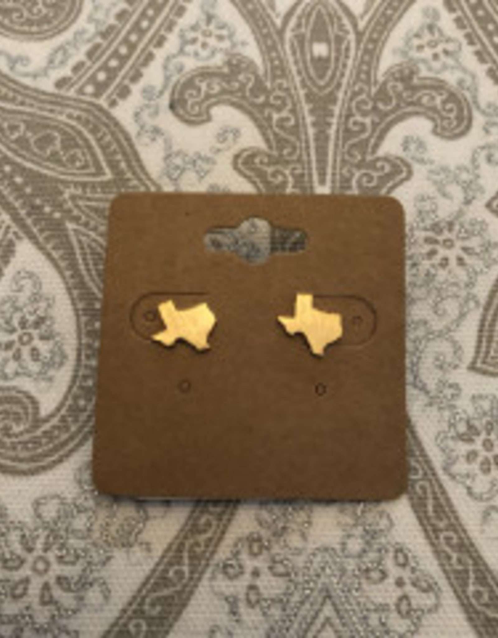 Wink Texas Stud Earrings