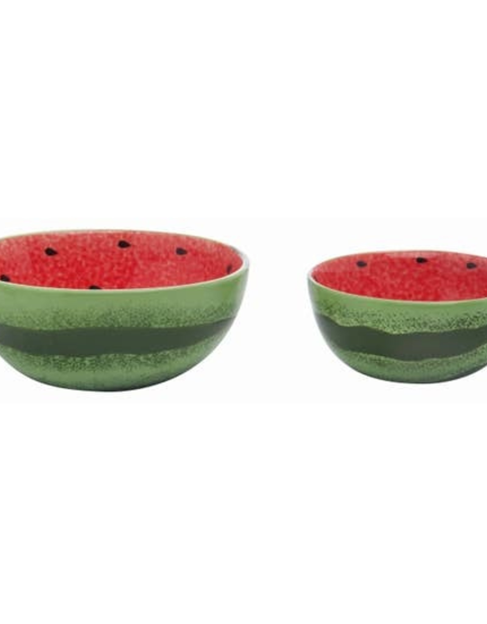 Wink Watermelon Nested Bowls - Set of 2