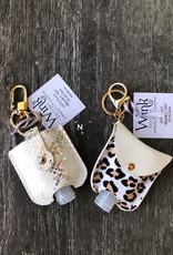 Wink Sanitizer Case - Leopard