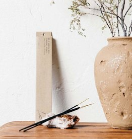 P.F. Candle Co. Amber & Moss Charcoal Incense